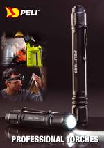 Peli Torches Brochure PDF