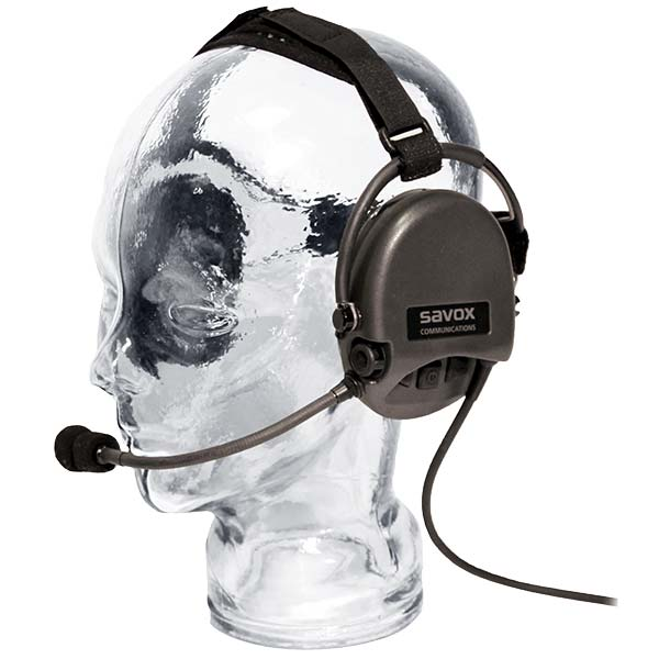Savox HP-200 Assault Communication Headset