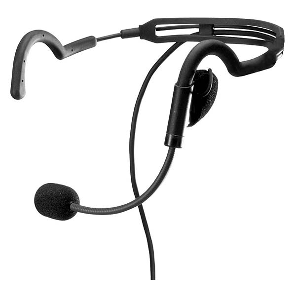 Savox Sidewinder Behind The Neck Headset