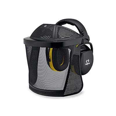 Hellberg Safe 1 Combination Mesh Visor