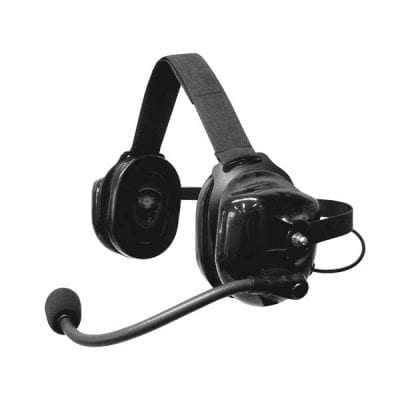 SWATCOM 7 Noise Cancelling Headset with mic