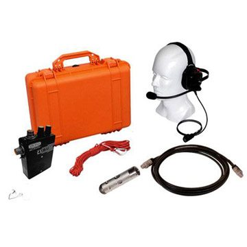 Con-Space Victim Locator Kit