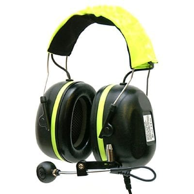 A-KABEL Passive Ground Mechanics Headset