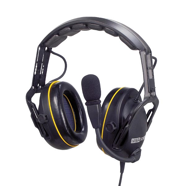 MSA CC CutOff with Ear Cup PTT