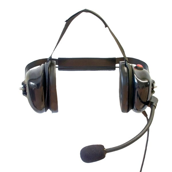 SWATCOM Heavy-Duty Neckband Headset