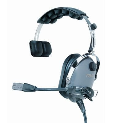 Single-Sided Heavy Duty Headset with Ear Cup PTT