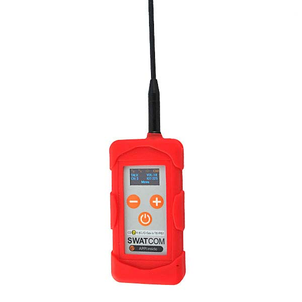 SWATCOM DX Ex Full-Duplex Communication Handset