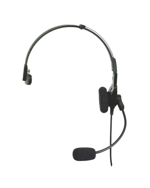 SWATCOM DX POH-2 Headband Lightweight Headset