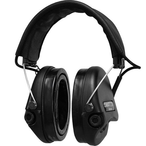 SWATCOM Active8 Black Angled