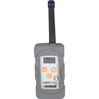 SWATCOM DX LR Full-Duplex Communication Transceiver with External antenna