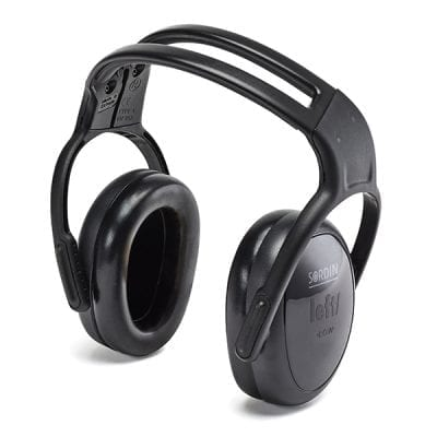Sordin left/RIGHT Passive Earmuffs