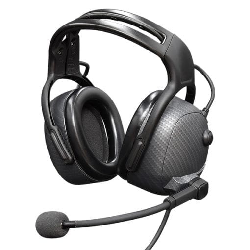 SWATCOM SC40 Passive Noice-cancelling Headset for SWATCOM DX