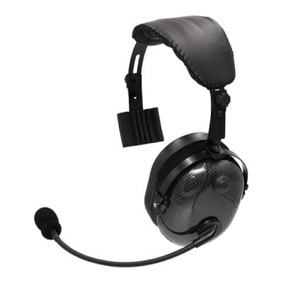 SWATCOM Heavy Duty Single Sided Headset