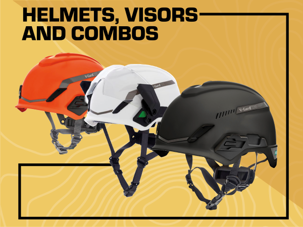 Helmets, Combos and Visors